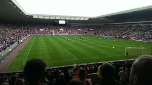 Fotballreiser til England